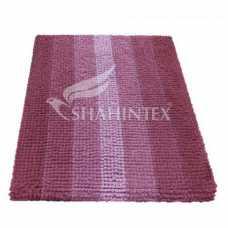 Коврик д/в Shahintex Multimakaron 50*50 розовый