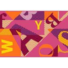 Ковры Sintelon коллекция Vegas Pop 23RNR 1.20X1.70 м