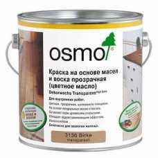 Масло Osmo цветные прозрачные (0,125 л)