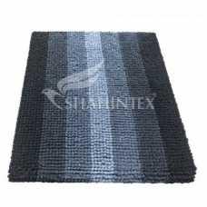 Коврик д/в Shahintex Multimakaron 50*50 черный