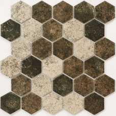 Мозаика Olmeto Brown (керамогранит)
